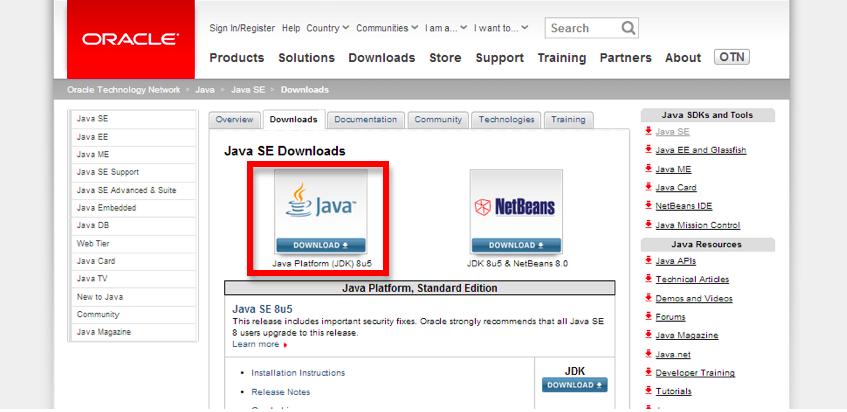 Java JDK – Awetest